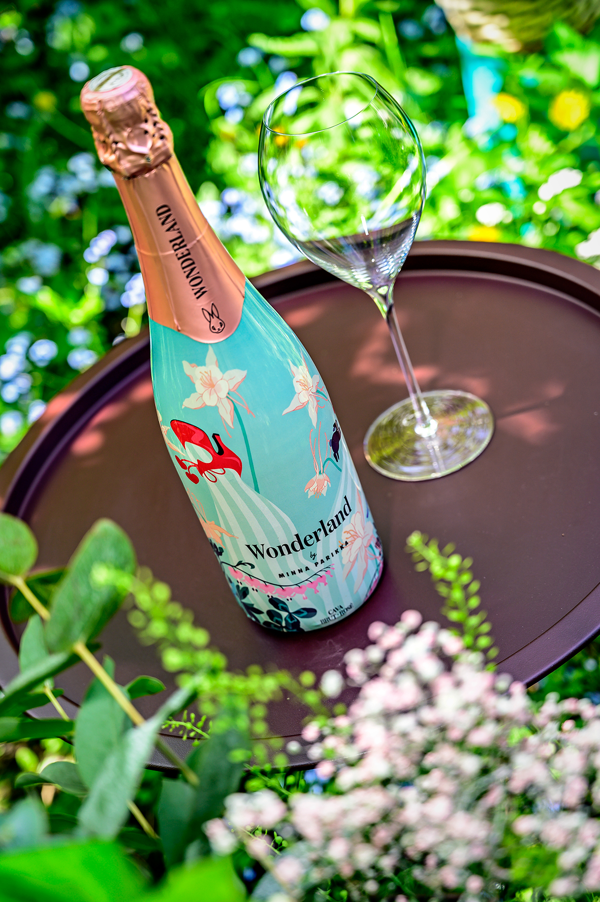 Wonderland by Minna Parikka Cava Brut Rosé