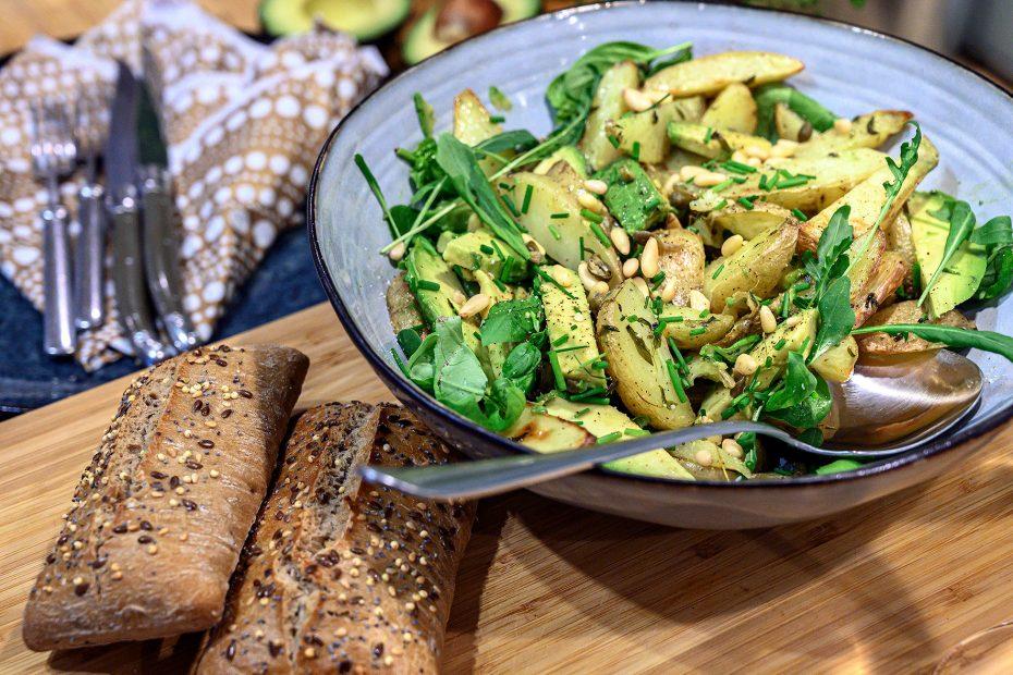 Frex peruna Frex potato salad